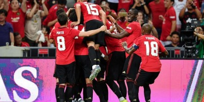 Man United Tundukkan Inter 1-0 di ICC 2019
